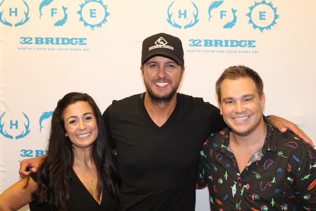 We invited luke bryan to the wedding nate hanson and alexis manias this past saturday june 17th we went to see luke bryan here in atlanta well actually alexis went friday and saturday because i got her the country m4hsunfo